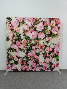 Magic Mirror Flower Wall