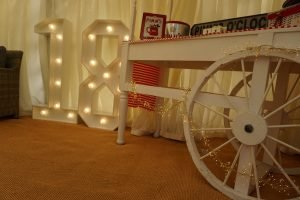 Four Foot Giant LED 18 Numbers